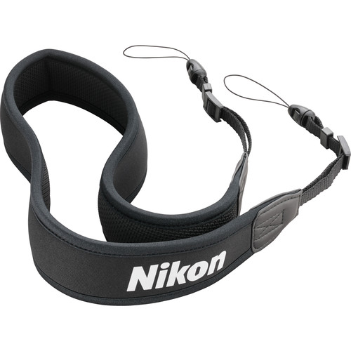 Nikon Neoprene Strap for Binoculars (Black)