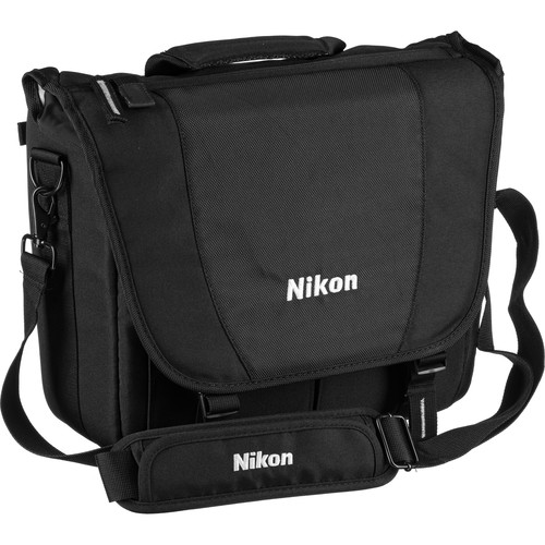 Nikon Courier Bag (Black)