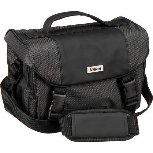 Nikon Deluxe DSLR Digital SLR Camera Case (Black)
