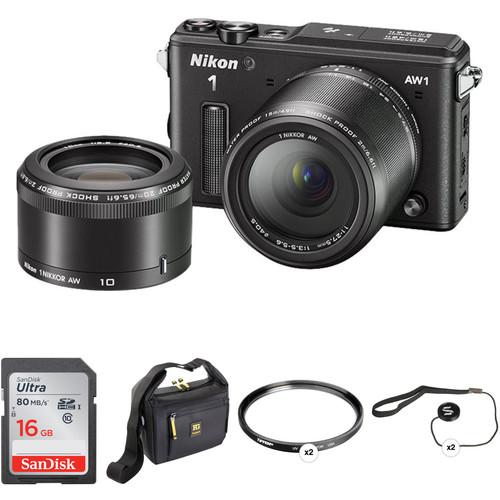 Nikon AW1 With 11-27.5 & 10mm Basic Kit
