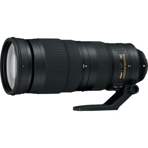 Nikon AF-S NIKKOR 200-500mm f/5.6E ED VR Lens (Refurbished by Nikon USA)