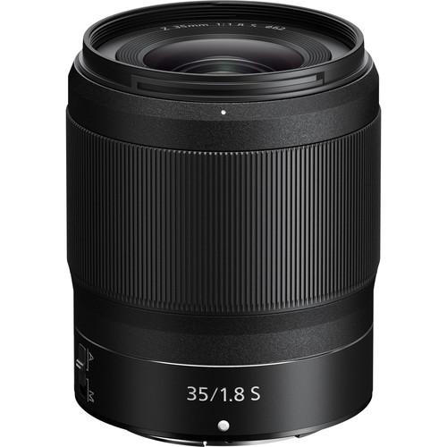Nikon NIKKOR Z 35mm f/1.8 S Lens (Refurbished by Nikon USA)