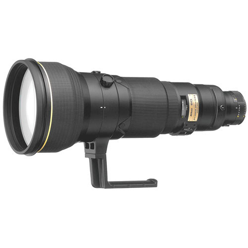 Nikon AF-S NIKKOR 600mm f/4D ED-IF II Lens (Refurbished)