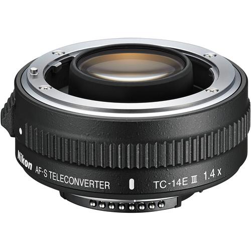Nikon AF-S Teleconverter TC-14E III (Refurbished)