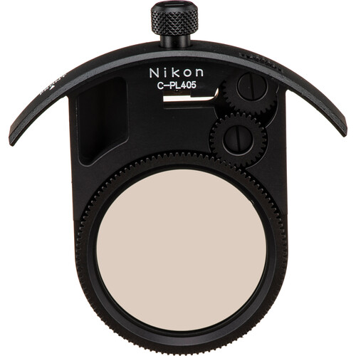Nikon 40.5mm Drop-in Circular Polarizing Filter for Nikon AF-S NIKKOR 400mm f/2.8E FL ED VR Lens
