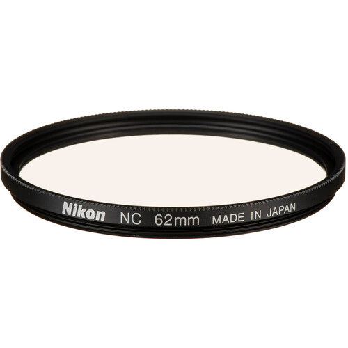 Nikon 62mm Filter NC (Neutral Clear)