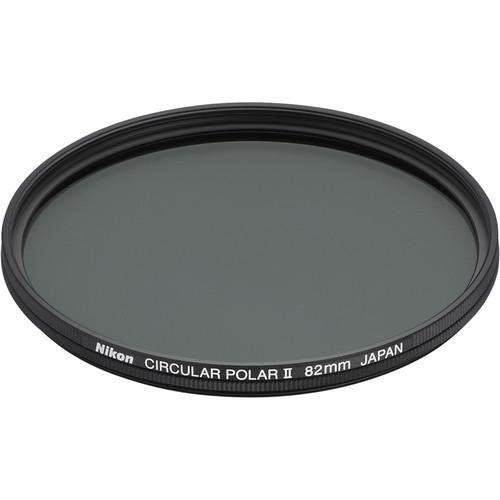 Nikon 82mm Circular Polarizer Filter II