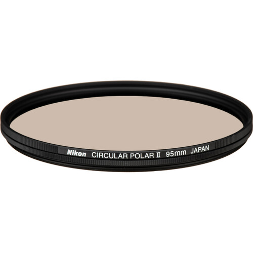 Nikon 95mm Circular Polarizer Filter II