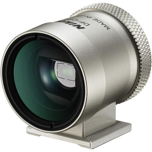Nikon DF-CP1 Optical Viewfinder for COOLPIX A Digital Camera (Silver)
