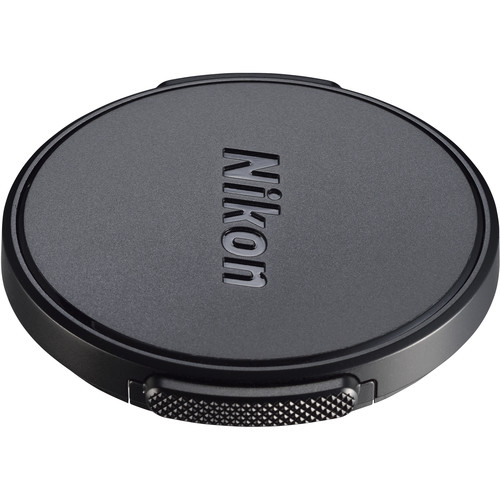 Nikon LC-DL2 Front Lens Cap for Nikon DL18-50mm f/1.8-2.8 Lens (Black)