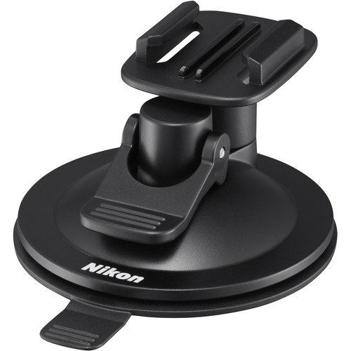 Nikon Suction Cup Mount for KeyMission Action Cameras
