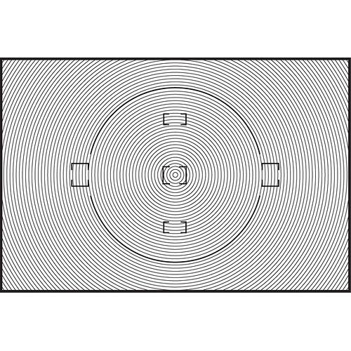 Nikon Focusing Screen B for F100 and D1