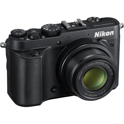 Nikon COOLPIX P7700 Digital Camera (Black)