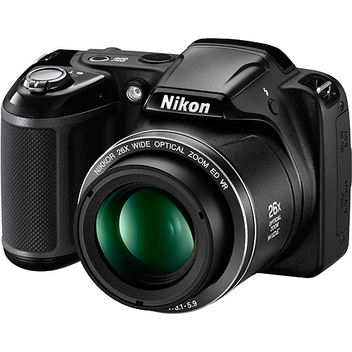 Nikon COOLPIX L330 Digital Camera (Refurbished)