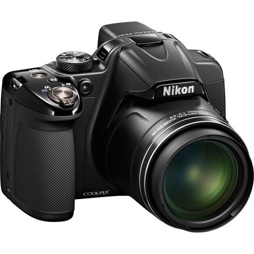 Nikon COOLPIX P530 Digital Camera (Black)