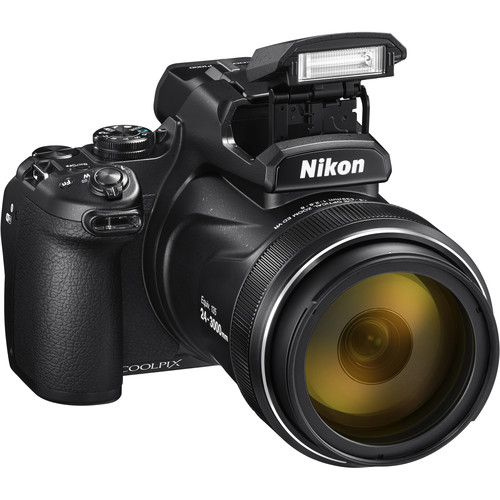 Nikon COOLPIX P1000 Digital Camera (Refurbished)