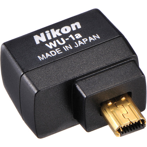 Nikon WU-1a Wireless Mobile Adapter (Refurbished)