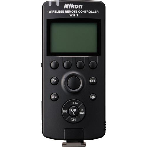 Nikon WR-1 Wireless Remote Control Transceiver