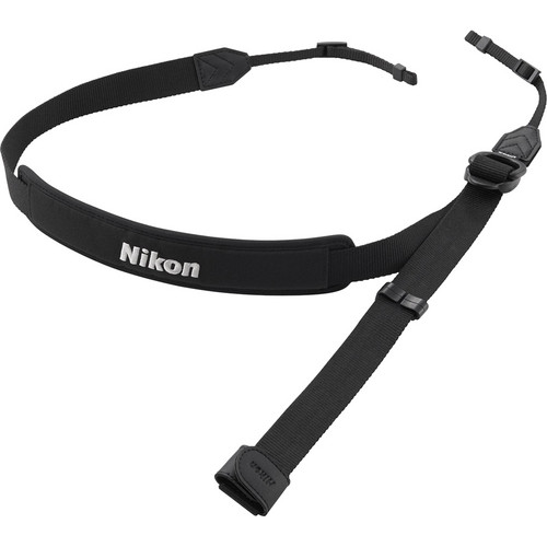 Nikon AN-N3000 Water-Resistant Neck Strap (Black)
