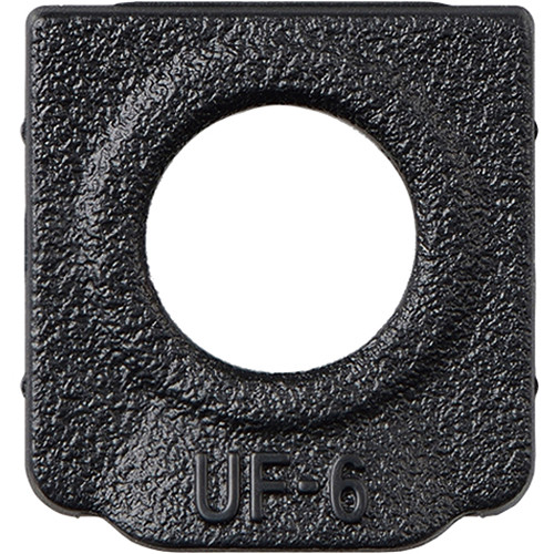 Nikon UF-6 Stereo Mini-Plug Connector Cover for D5 DSLR