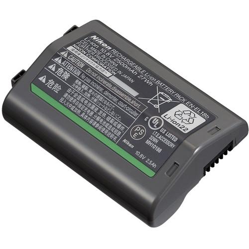 Nikon EN-EL18b Rechargeable Lithium-Ion Battery (10.8V, 2500mAh)