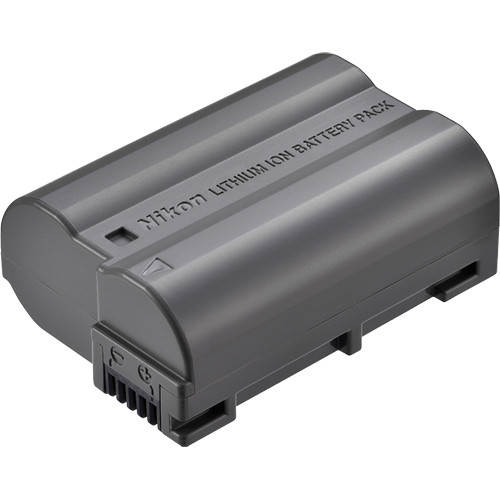 Nikon EN-EL15a Rechargeable Lithium-Ion Battery