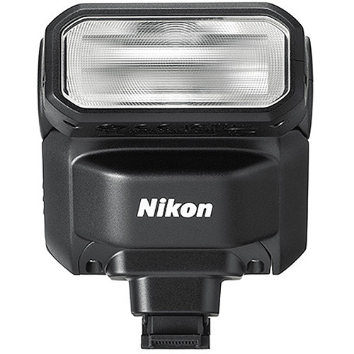 Nikon 1 SB-N7 Speedlight (Black)