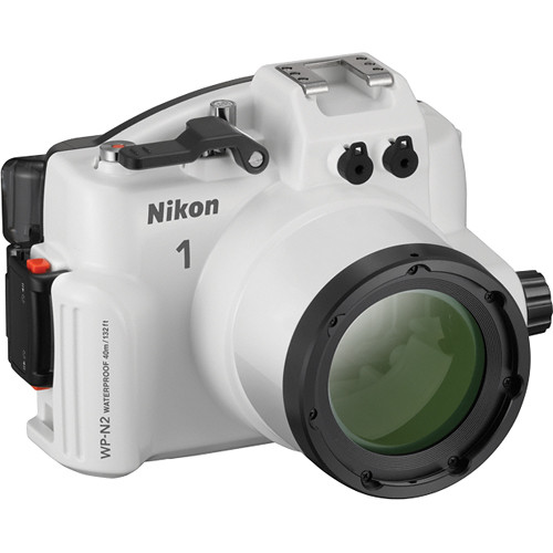 Nikon WP-N2 Waterproof Housing for Nikon 1 J3 or 1 S1 Digital Camera and 10-30mm VR Lens