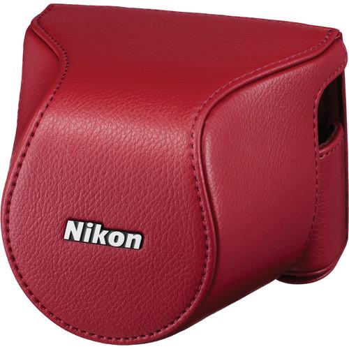 Nikon CB-N2200 Body Case Set (Red)
