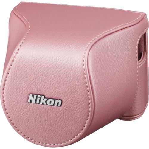 Nikon CB-N2200 Body Case Set (Pink)