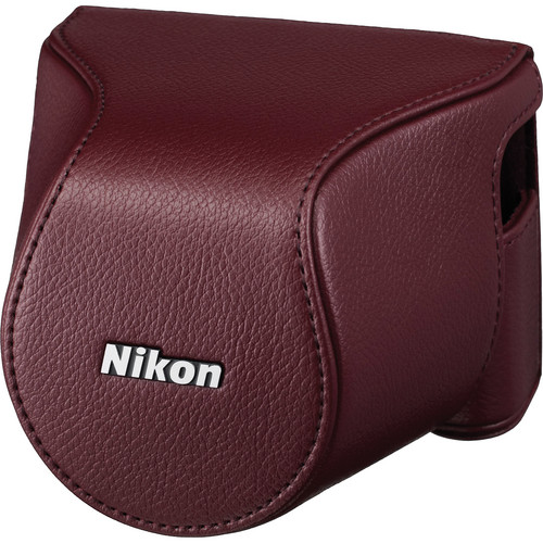 Nikon CB-N2200 Body Case Set (Wine Red)