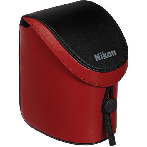 Nikon CF-N5000 Semi-Soft Case (Red)