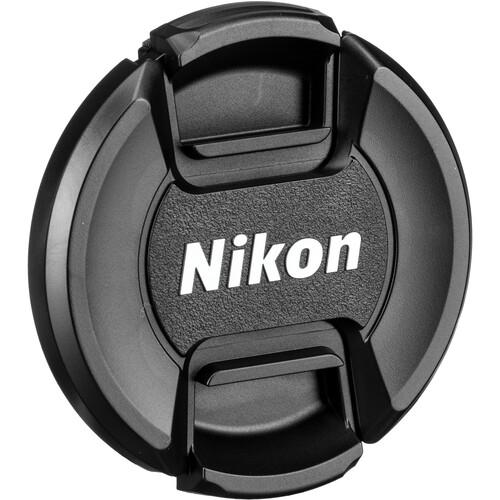 Nikon LC-55A 55mm Snap-On Lens Cap