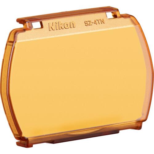 Nikon SZ-4TN Incandescent Filter for SB-5000 AF Speedlight