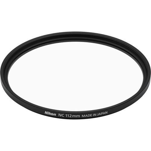 Nikon Neutral Clear Filter (112mm)