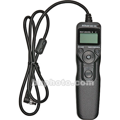 Nikon MC-36 Multi-Function Remote