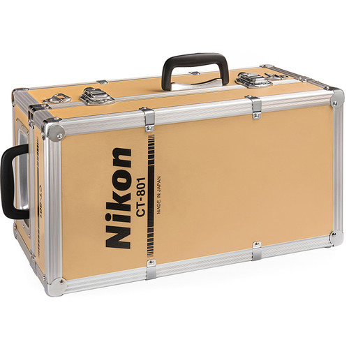 Nikon CT-801 Trunk Case for NIKKOR 800mm f/5.6E FL ED VR lens