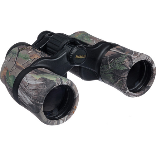 Nikon 8x42 Aculon A211 Binocular (Realtree, Clamshell Packaging)