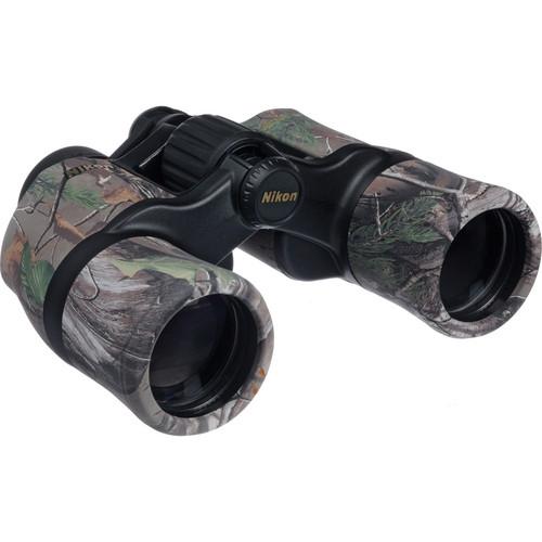 Nikon 8x42 Aculon A211 Binocular (Realtree,Clamshell Packaging)