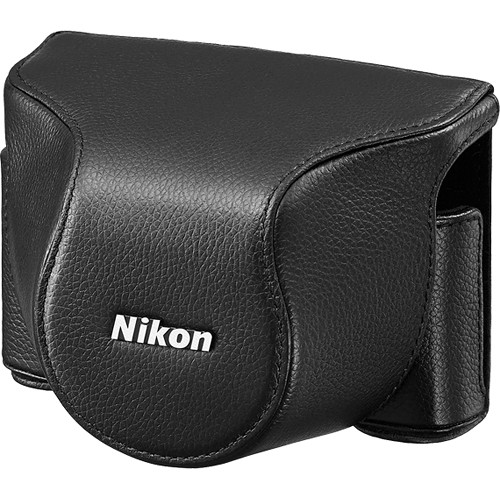 Nikon CB-N4010SA Body Case Set for 1 V3 Camera (Black)
