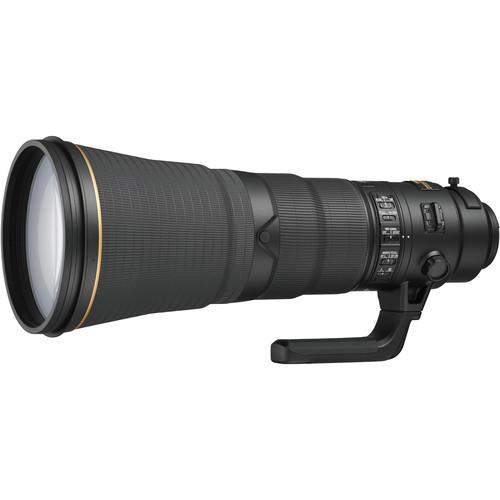 Nikon AF-S NIKKOR 600mm f/4E FL ED VR Lens