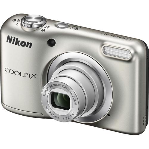 Nikon COOLPIX A10 Digital Camera Deluxe Kit