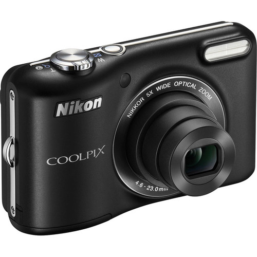 Nikon COOLPIX L28 Digital Camera (Black)