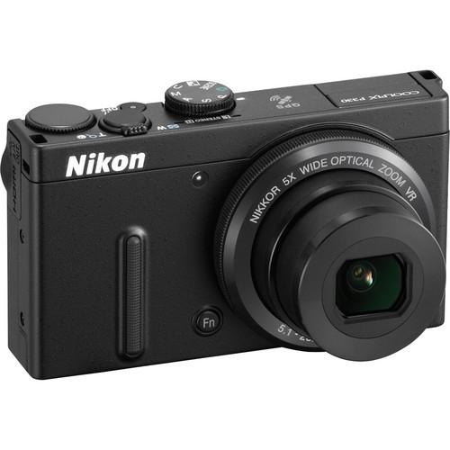 Nikon COOLPIX P330 Digital Camera (Black)