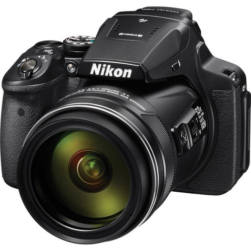Nikon COOLPIX P900 Digital Camera Deluxe Kit (Refurbished)