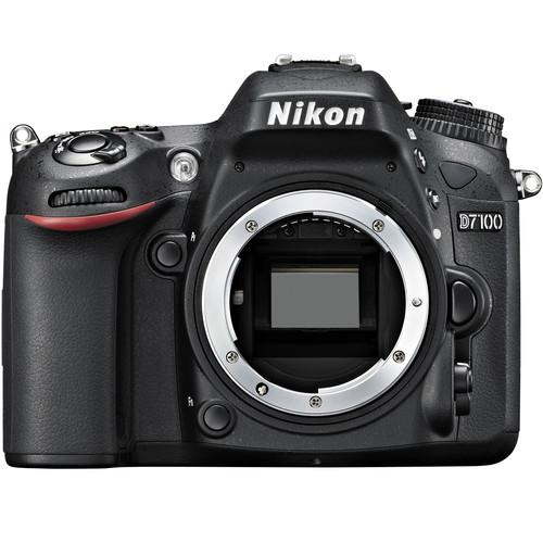 Nikon D7100 DSLR Camera Basic Kit with DX 18-140mm Lens