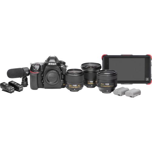 Nikon D850 Filmmaker's Kit