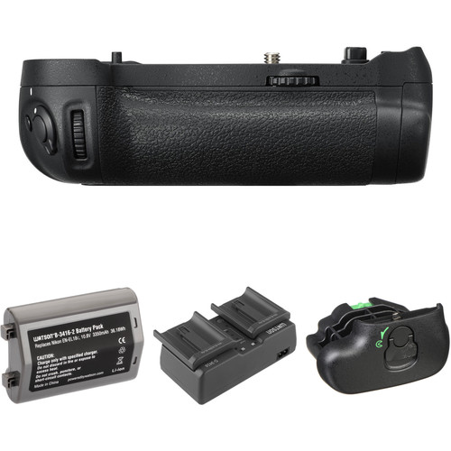 Nikon MB-D18 Multi-Power Battery Pack with Battery Kit