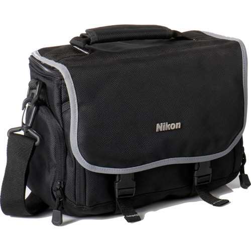 Nikon Digital SLR Gadget Bag (Black)