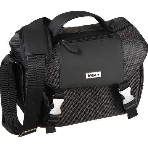 Nikon Shoulder Bag (Black)